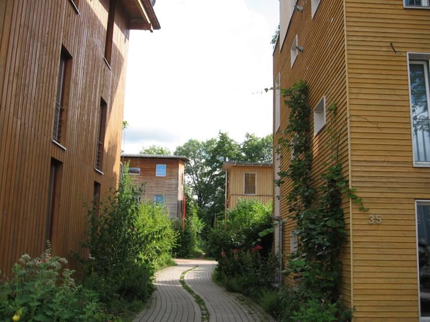 Urbanización Sustentable