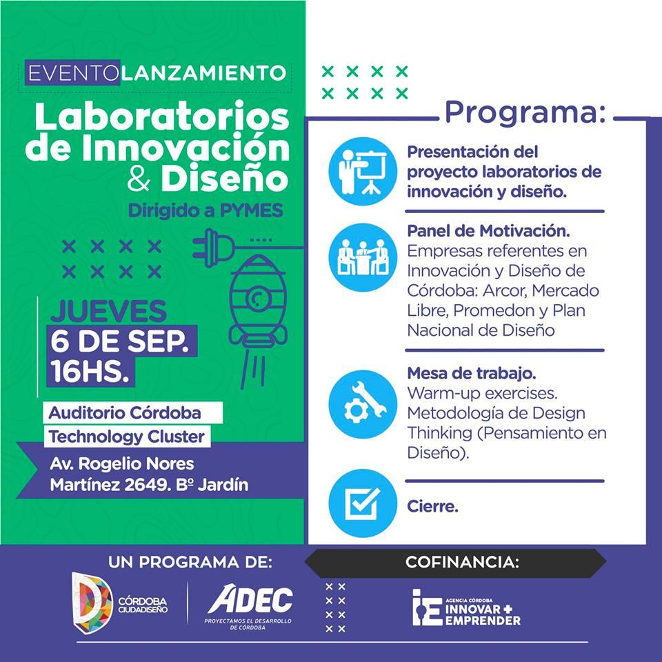 Laboratorio de Innovación y Diseño - ADEC.