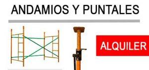 Andamios Puntales